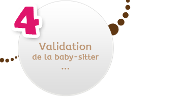 Cr�che Ile de France � Validation de la Baby Sitter