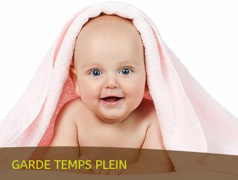 Garde d'enfants à domicile Paris